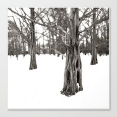 Treesome Canvas Print