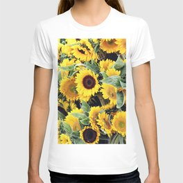 Happy Sunflowers T-shirt