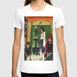 ninja konoha T-shirt
