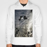 surrealism Hoodies featuring Sky Surrealism. by Jess Noelle
