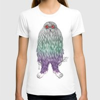 bigfoot T-shirts featuring BigFoot by Paz Art