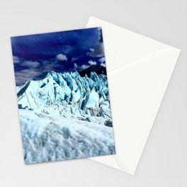 Magnificent Matanuska Glacier Stationery Cards