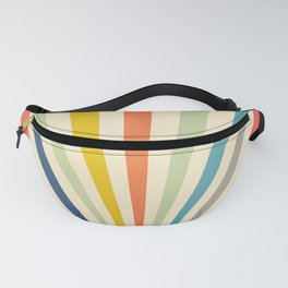 Sun Retro Art III Fanny Pack