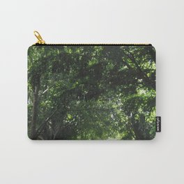 Beautiful Summer Road Carry-All Pouch