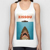 murray Tank Tops featuring Zissou by Wharton