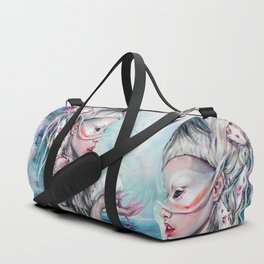 Yolandi The Rat Mistress 	 Duffle Bag