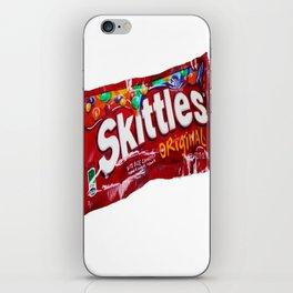 Skittles iPhone Skin