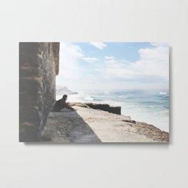Oceans Metal Print