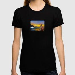 Haitian Sax T-shirt