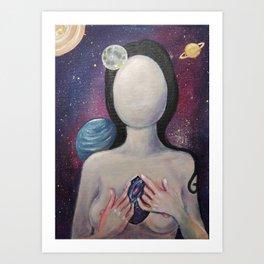 The Universe Inside You Art Print