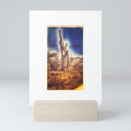 Saguaros #89 Mini Art Print