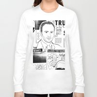 scandal Long Sleeve T-shirts featuring Tom Ford Scandal by CLSNYC