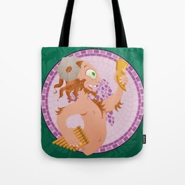Silly Bestiary : The Faun Tote Bag
