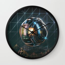 Push it to the limit Wall Clock