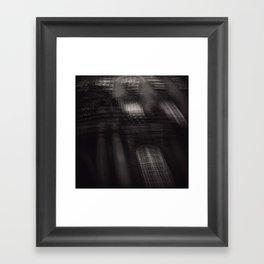Non, je ne regrette rien Framed Art Print