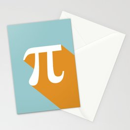 Retro Pi Stationery Cards