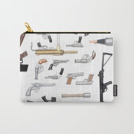 Toy guns Carry-All Pouch