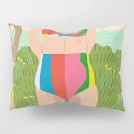 Down by the Shore Pillow Sham