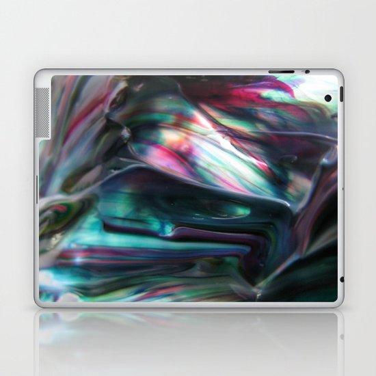 Morpho adularia Laptop & iPad Skin