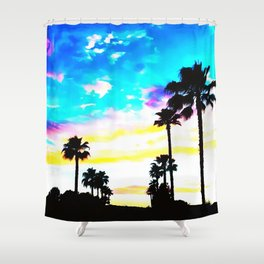 Laguna Niguel Shower Curtain