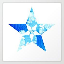 Star of Elysium Art Print
