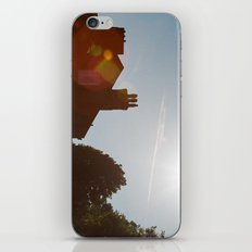 Hebden rooves iPhone & iPod Skin