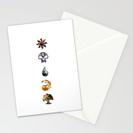 The Gatewatch Stationery Cards