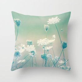 Nature's Delicacy Throw Pillow