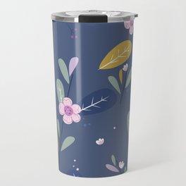 Bloom in The Dark Travel Mug