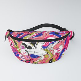 Strip game poker Fanny Pack