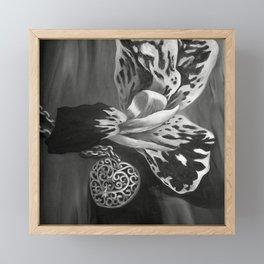 Now Framed Mini Art Print