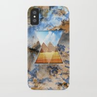 egypt iPhone & iPod Cases featuring EGYPT by sametsevincer