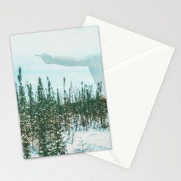 Let's Just Ask For Directions Stationery Cards