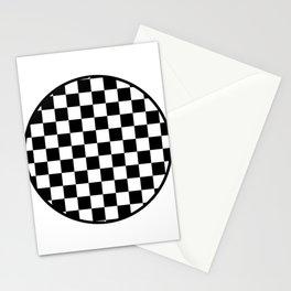 Ska Circle Stationery Cards