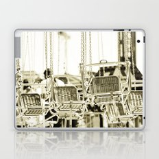Travelling Chairs Laptop & iPad Skin