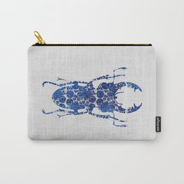 Blue Beetle III Carry-All Pouch