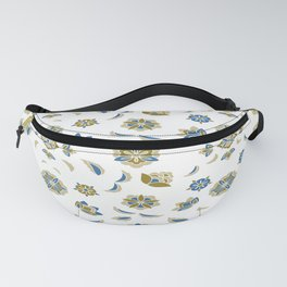 Japanese pattern background Fanny Pack