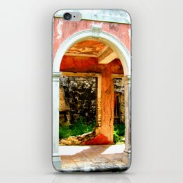 Haunted Harbour Island House iPhone Skin
