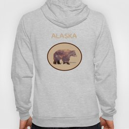 Glacier Grizzly Hoody
