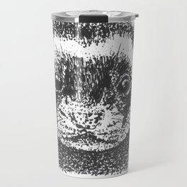 All Is Ferret In Love and War Travel Mug