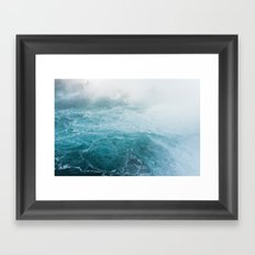 Nature's Ombre Framed Art Print