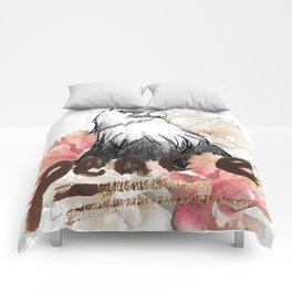 Peace Wreath Comforters