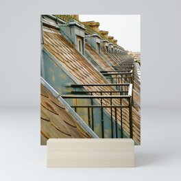 Paris Rooftops Mini Art Print