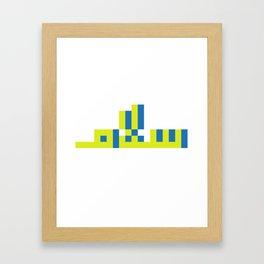 Salam Framed Art Print