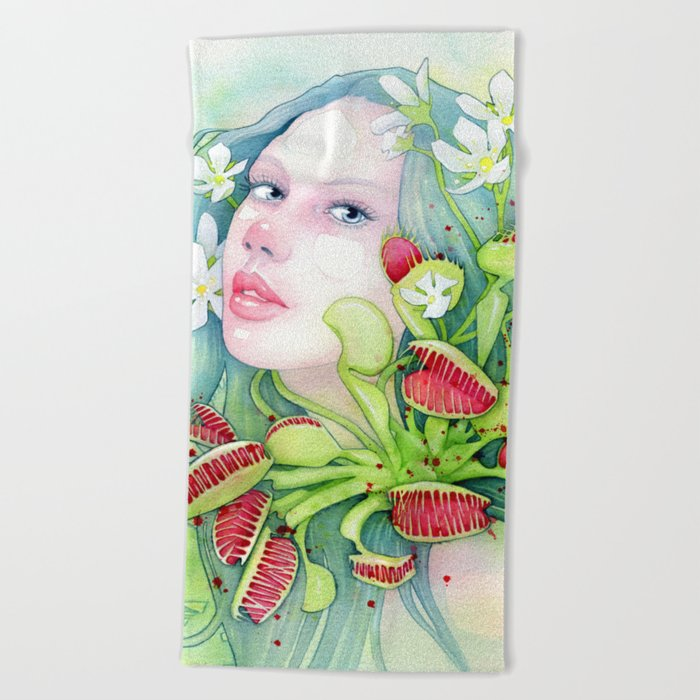 The Venus of Dreams Beach Towel