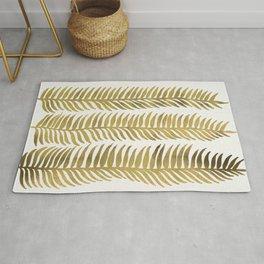 Golden Seaweed Rug