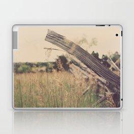 Battlefield Fence Laptop & iPad Skin