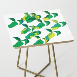 Leafy Greens Side Table