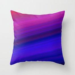 Moods 3 Throw Pillow