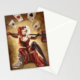 harlequinn Stationery Cards